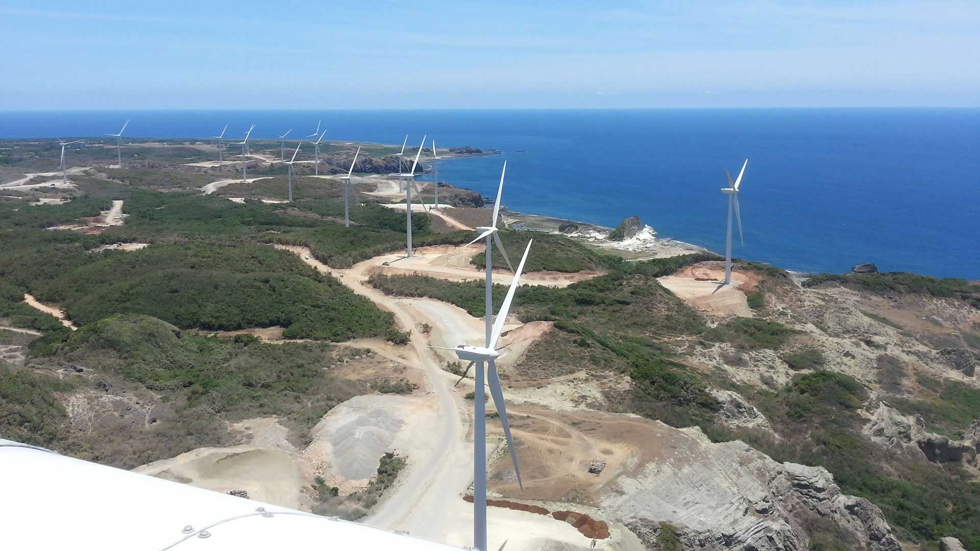 BURGOS I & II WIND FARM