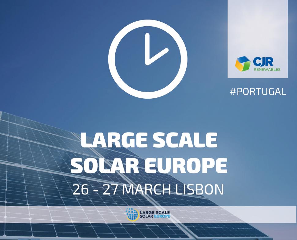 CJR Renewables estará no evento