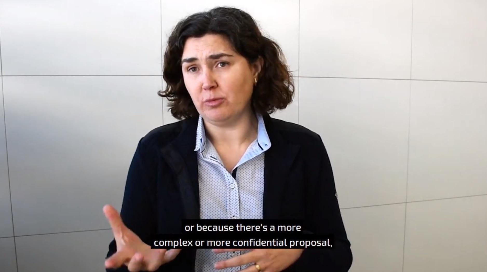 Who´s who: Cristina Freitas