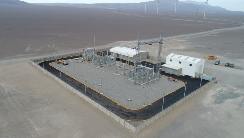CJR Renewables | Wayra Wind Farm - PERU'S LARGEST WIND FARM