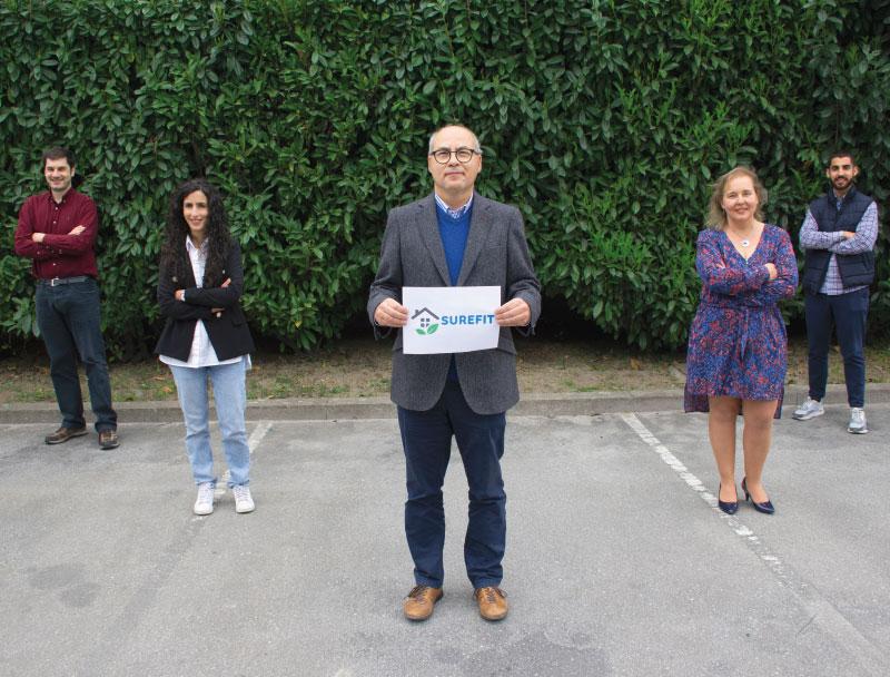 """Grupo CJR participa no """"Projeto Surefit"""": um programa europeu dedicado a Soluções de Sustentabilidade"""